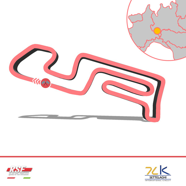 Calendario Castelletto Di Branduzzo.Calendario Ultimi Eventi Rse Italia Giri In Pista Aggiornati