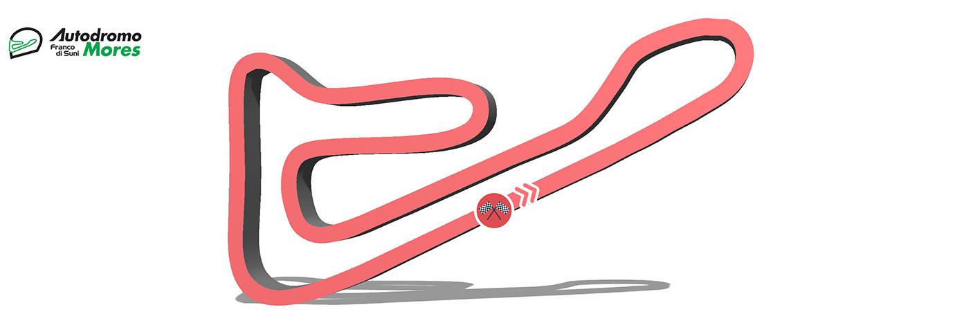 Fai Un Giro Da Pilota Nel Circuito Di Mores In Sardegna